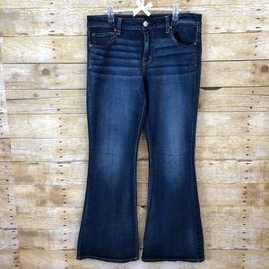 American Eagle Boho Artist Super Stretch Jeans 14